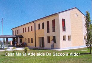 CASA MARIA ADELAIDE da Sacco a Vidor