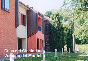 Casa dei Giacinti a Volpago